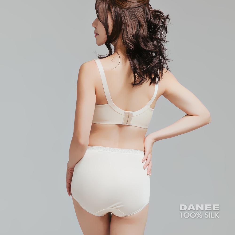 純蠶絲,42針純蠶絲,蠶絲內褲,三角內褲,高腰內褲