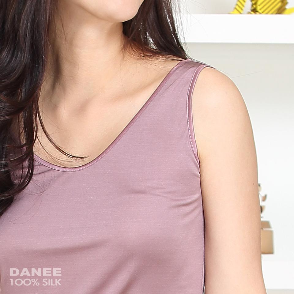 純蠶絲,42針,薄背心,夏天背心,蠶絲背心,舒服背心,親膚背心,紫色背心