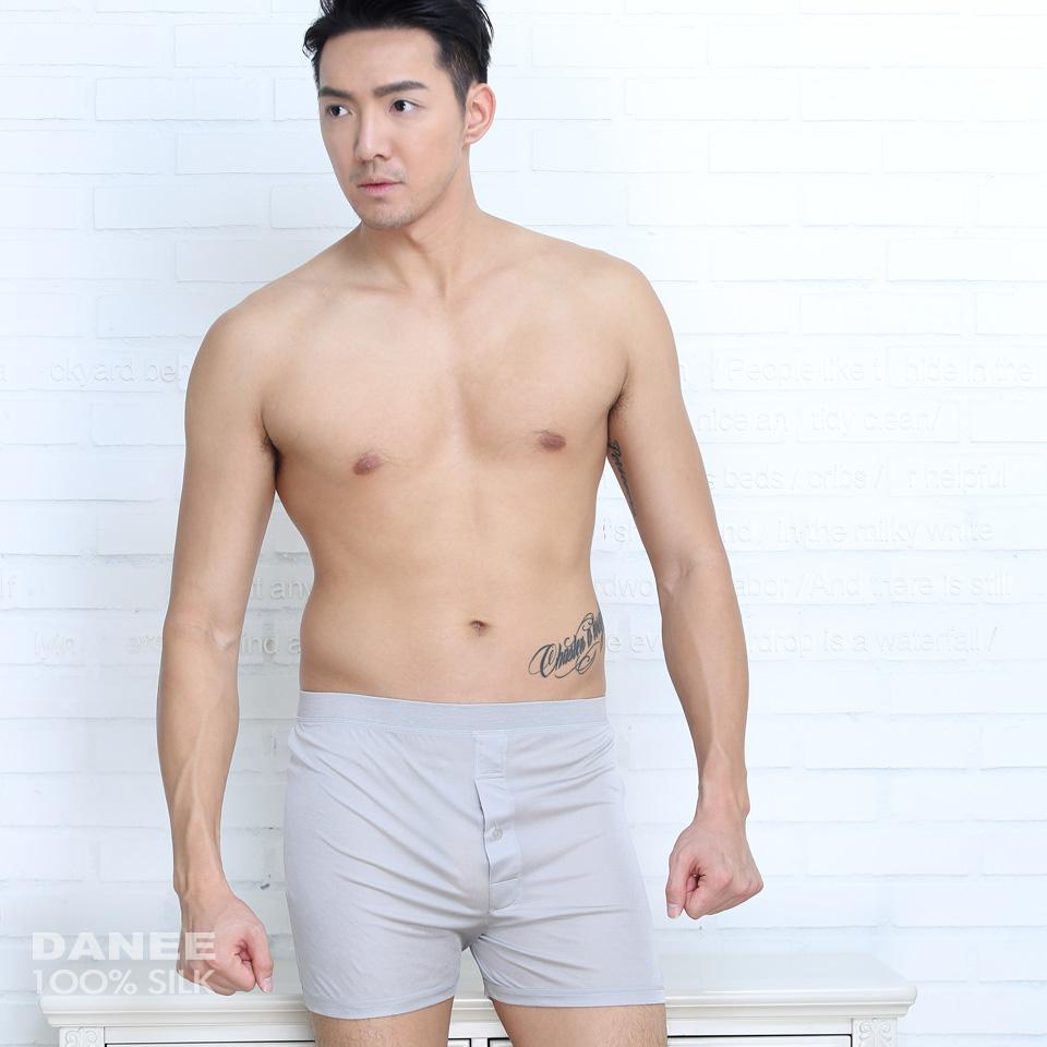 純蠶絲,42針,四角內褲,蠶絲內褲,低腰內褲,親膚內褲,夏天內褲,蠶絲四角褲,蠶絲男內褲,四角褲,男內褲