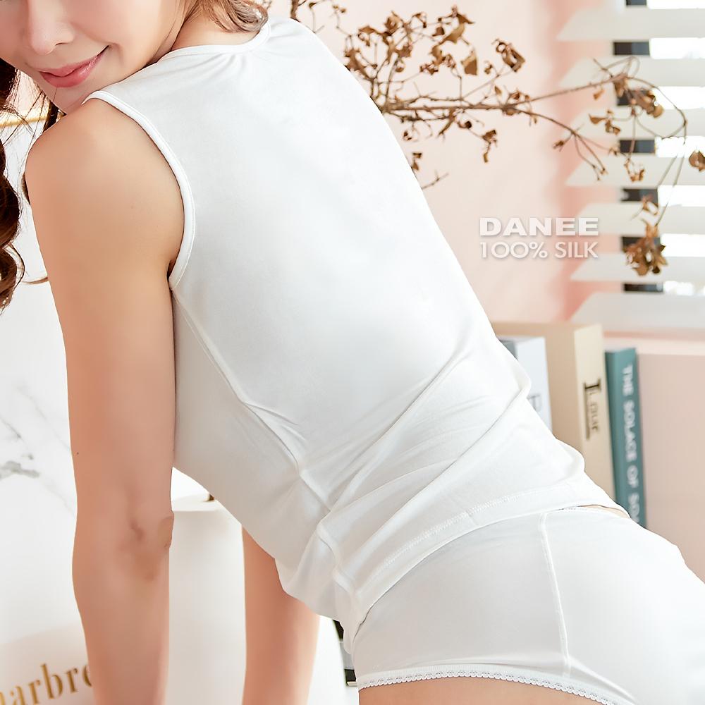 蠶絲背心,細肩帶背心,襯裙,42針,純蠶絲