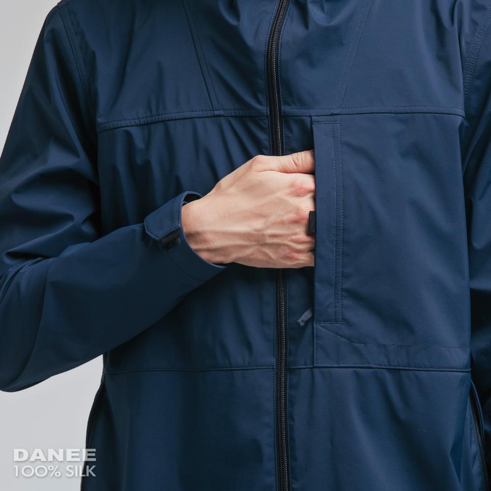 蠶絲外套,鳥眼布,BQNE,Airy_Sektor,防水外套,吸濕排汗,GORE-TEX
