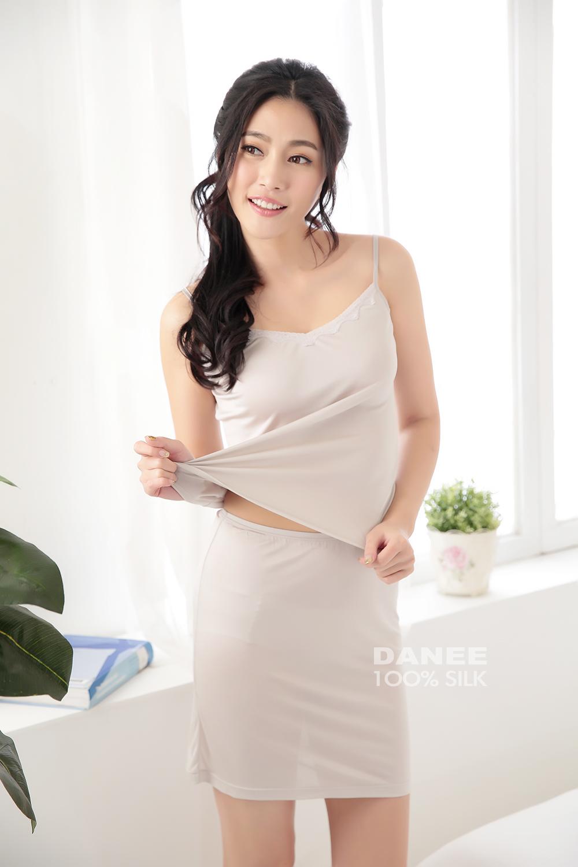 蠶絲襯裙,內搭裙,洋裝襯裙