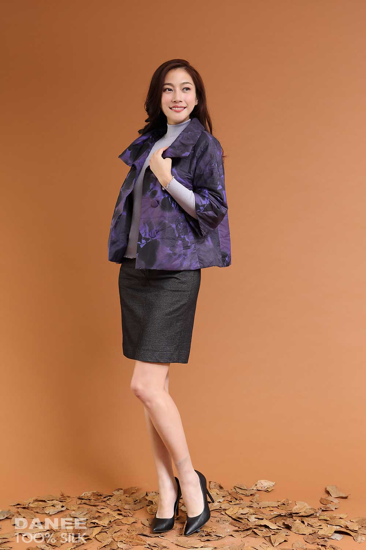 蠶絲外套,蠶絲輕量外套,蠶絲罩衫
