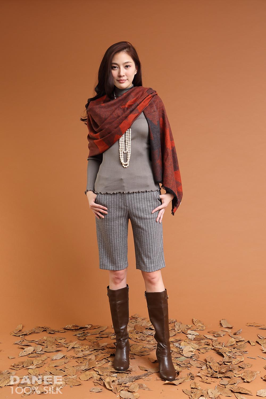 蠶絲圍巾,蠶絲披肩